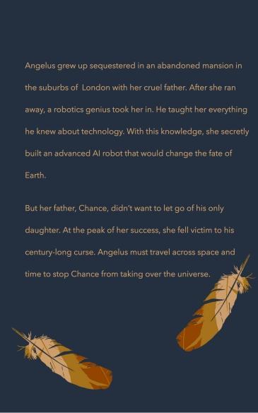Book Cover - Back - blurb